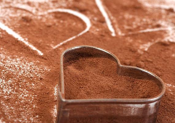 A kakaó nemcsak a kiválasztást hozza rendbe, de a szívednek is jót tesz.