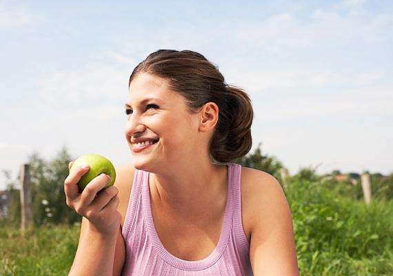 Azt sem szabad elfelejtened a fogyókúra közben, hogy ezzel az egészségednek is jót teszel.