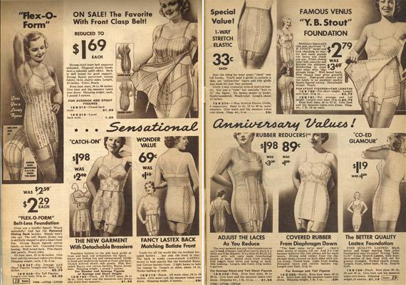 fogyás 30-as években
