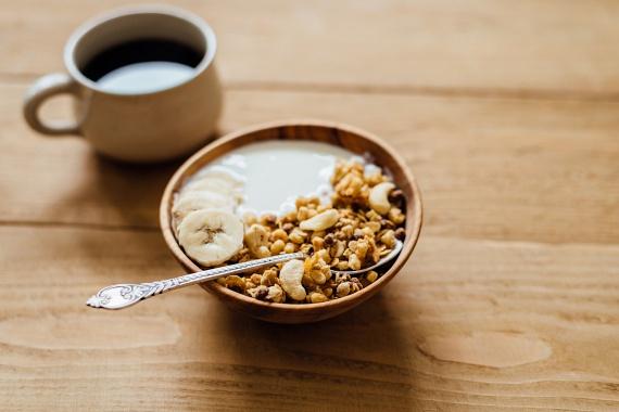 könnyű és gyors reggeli fogynia