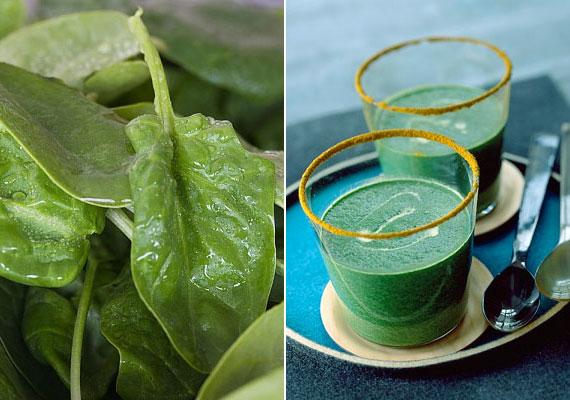 A spenót rostban gazdag, könnyen emészthető és alacsony kalóriatartalmú táplálék. A belőle készült joghurtos leves pedig kiváló kiegészítője lehet a diétádnak. Kattints ide a receptért!