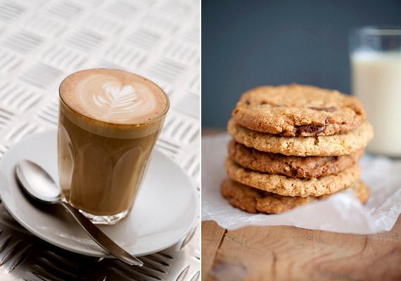 Ha kezdő reggeliző vagy, az első hetekben megteszi egy pohár tejeskávé és pár szem zabpelyhes vagy korpás keksz is. A későbbiekben azonban bátran vállalkozhatsz ennél komolyabb reggelikre is.