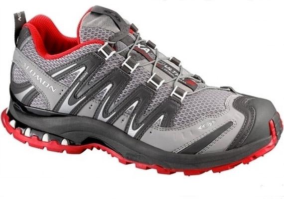 A Salomon XA Pro 3D Ultra 2 női terepfutó cipő egyszerre könnyű - mindössze 360 gramm - és strapabíró. Erdőben, murvás, kavicsos talajon ajánlott. A Trexpertben most 24 190 forintért veheted meg.