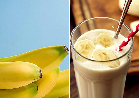 Még a gyümölcsök között is vannak olyanok, amelyek cseppet sem segítik elő a fogyókúra sikerét. Ilyen például a magas szénhidráttartalmú banán. Ha tejes turmix formájában fogyasztod, akár több mint 500 kalóriát is beviszel vele a szervezetedbe.