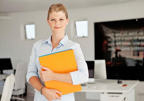 Az adminisztratív-asszisztensi munkakörökben 69%-os az elhízás aránya.