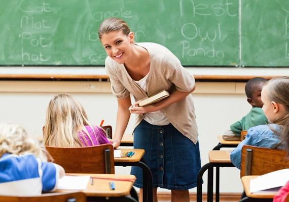 A tanári pálya is veszélyes lehet a kilók gyarapodása szempontjából, a felmérés alapján a tanerők 51%-án sok a súlyfelesleg.