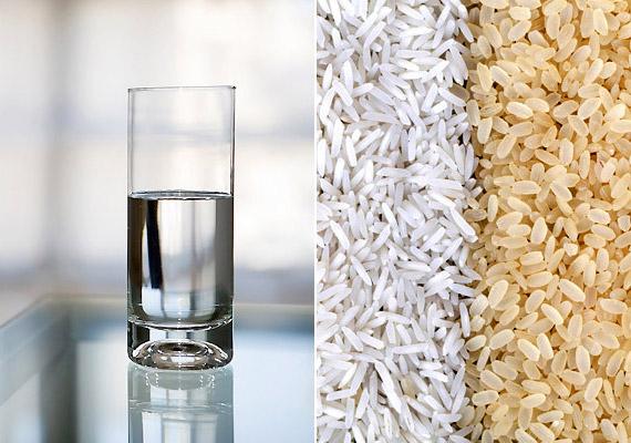 Az indonéz nőknek nincs szükségük fogyókúrára, mert alacsony kalóriatartalmú étrendet követnek. Ettől függetlenül évente egy-két alkalommal tartanak vízen és rizsen alapuló böjtöt, amivel megtisztítják emésztőrendszerüket.