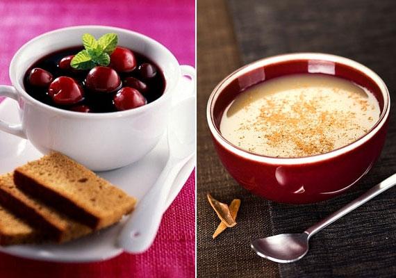 A forró, nyári napokon kifejezetten jólesik egy tányér hideg gyümölcsleves, melyet készíthetsz almából vagy meggyből is. Az összetevőktől függően egy adag gyümölcsleves körülbelül kétszáz kalória.