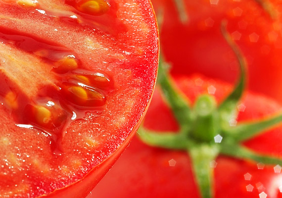 A paradicsom súlycsökkentő tulajdonságát elsősorban erős salaktalanító, vízhajtó hatásának köszönheti. Magas víztartalma révén segíti a vér tisztulását, a méregtelenítést és az anyagcserét. Próbáld ki a paradicsomdiétát!