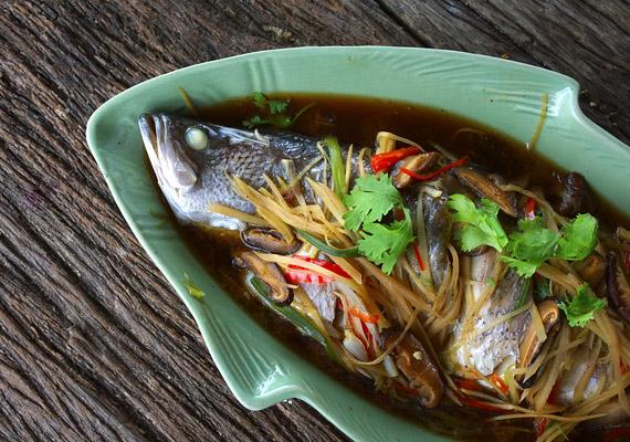 A kínai konyha halételekben gazdag, sokszor egészben párolva teszik az asztalra, de pirított tésztákhoz, zöldséges ételekhez is keverik. Próbáld ki az omega-3-diétát!
