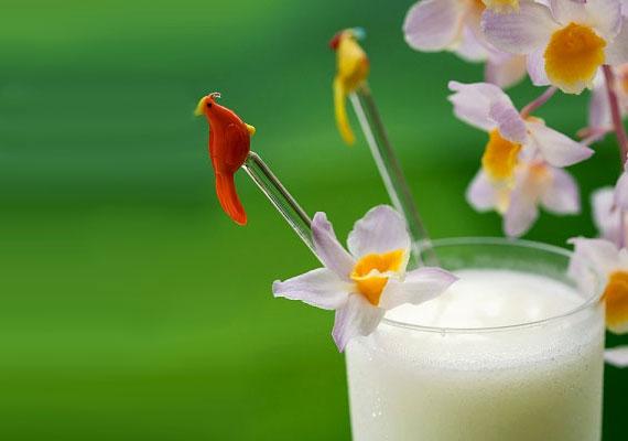 A kókuszlikőrből, ananászléből, tejszínből, fehér rumból álló Piña Colada energiatartalma több mint 250 kalória. Ha fogyókúrázol, hanyagold ezt a koktélt!