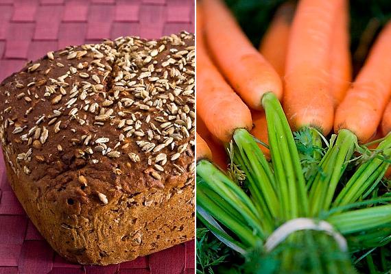 A DASH-diéta elsősorban teljes kiőrlésű gabonafélékre, zöldségekre és gyümölcsökre épül. A diéta során háttérbe kell szorítanod a magas koleszterin- és telítettzsír-tartalmú ételeket, illetve minimalizálnod kell a sófogyasztást. Kattints a diétára!