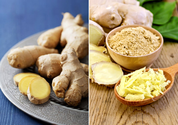 A gyömbér csípős ízét a benne lévő gingerolnak és shogaolnak köszönheti. Ezek a vegyületek lúgos irányba billentik a sav-bázis háztartást, serkentik a nyálelválasztást, de a gyomor-, illetve epeváladék kiválasztását is. Gyulladást csillapítanak, segítenek a méregtelenítésben, valamint elősegítik a bélműködést. Tudj meg többet a gyömbér fogyást segítő hatásáról!