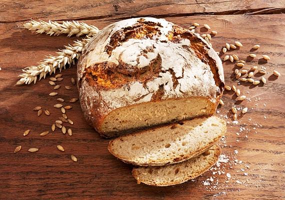 A teljes kiőrlésű gabonából készült termékek, illetve az olajos magvakkal sütött pékáruk sokkal több rostot tartalmaznak, mint fehér lisztből készült társaik.