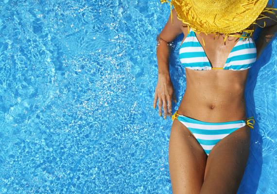 Évek óta szeretnél szexi bikinit húzni a strandon? Ha már a kívánt modell is megvan, tegyél ki róla egy képet a hűtőre, így nem feledkezel meg a célról.