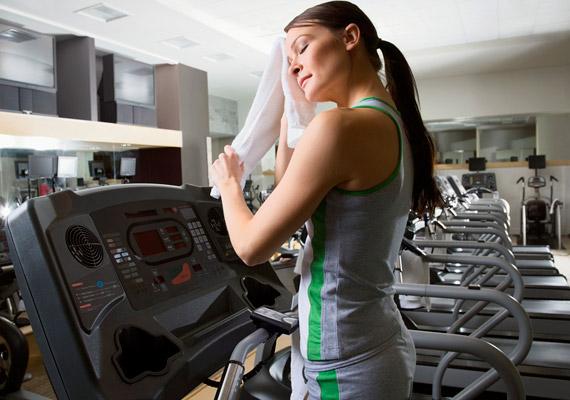 Hogy ne feledkezz meg a fárasztó edzések során elégetett kalóriákról, jól jön egy fotó, ami emlékeztet.
