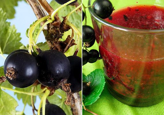 A bogyós gyümölcsök közül a feketeribiszke bír a legmagasabb C-vitamin-tartalommal: 100 gramm gyümölcs 180 milligrammot tartalmaz a zsírégető hatású vitaminból. Korábbi cikkünkből megtudhatod, még miért segíti a fogyást!