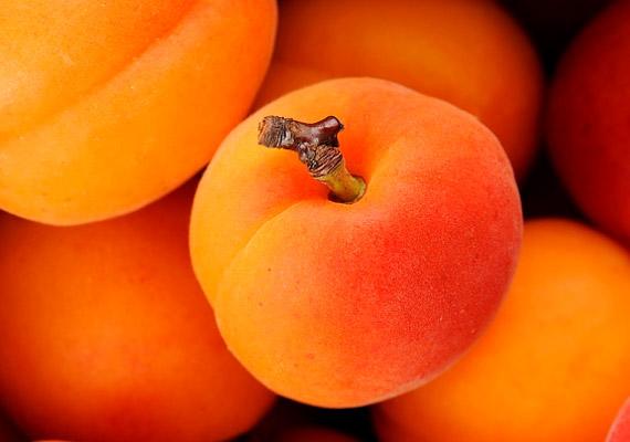 A sárgabarack magas élelmirost-tartalma miatt - 100 gramm gyümölcs csaknem 4 grammot tartalmaz - serkenti az anyagcserét. Emellett a friss sárgabarack zsírégető hatású C-vitaminban is gazdag. Tudj meg többet a gyümölcsről!