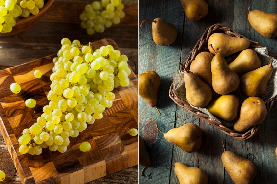 A körte, a szőlő, sőt, az őszi alma is nagyszerű tízórai, uzsonna vagy turmixalapanyag a szezonban. A gyümölcsök nemcsak rostokat biztosítanak, de a bennünk található cukor, a fruktóz energiával is ellát anélkül, hogy nagy kilengések lennének a vércukorszintedben, így lassabban éhezel majd meg. Iktass be ősszel legalább egy nagy fürt szőlőt vagy egy-két darab almát, körtét minden nap az étrendedbe!