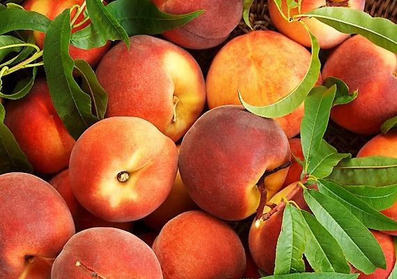 Az őszibaracknak nagyon alacsony a kalória-, a fehérje-, a szénhidrát- és a zsírtartalma, tehát nem terheli le a szervezetedet. A benne található C-vitamin segít a zsírt energiává alakítani, míg a B-vitaminnak a fehérjék és a szénhidrátok lebontásában van szerepe. Bár kevesebb rostot tartalmaz - 1 gramm/100 gramm -, mint az eddig felsorolt gyümölcsök, magas víztartalmának köszönhetően segít átmosni a bélrendszert. Próbáld ki az őszibarack-diétát!