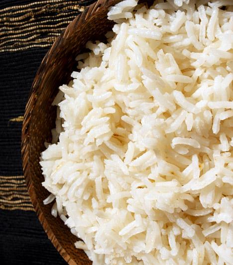 Rizs  A rizs jótékony hatásait ősidők óta ismerik. Az Ázsiából elterjedt fogás nemcsak karcsúsít, de méregtelenít is, szinte minden étel mellé fogyaszthatod, és hosszú időre elűzi az éhségedet.