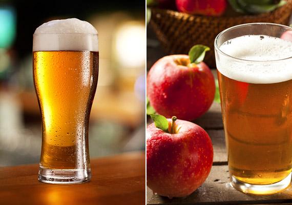 A nyári melegben még azoknak is jólesik egy-egy üveg sör, akik amúgy egész éven át nem fogyasztják. Legyen hagyományos vagy gyümölcsös verzió, sajnos alkoholtartalmuk miatt savasítanak ezek a hűsítő italok.