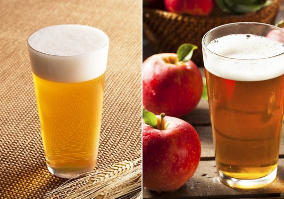 Ha tavasz, akkor a jóleső hűvös sör is napirendre kerül, de függetlenül attól, hogy sima vagy gyümölcsös változatot választasz-e, alkohol-, illetve cukortartalma miatt óvakodj a nagy mennyiségtől, mert könnyen elsavasíthatja a szervezetet.
