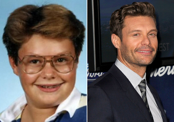 A szívtipró Ryan Seacrest a Men's Fitness magazinnak azt nyilatkozta, hogy csak felnőtt fejjel kezdett rájönni, sokkal jobban érzi magát a bőrében, ha karcsú, ezért aztán minden feleslegtől megszabadult.