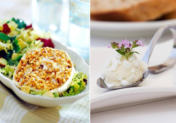 Ha egy kis ínyencségre vágysz a tavaszi salátaszezonban, próbáld ki a kecskesajtos-diós salátát. A kecskesajt alacsony zsírtartalmának köszönhetően kiválóan illeszkedik a diétás étrendbe, a dió pedig tele van jótékony hatású telítetlen zsírsavakkal. Kattints a receptért!
