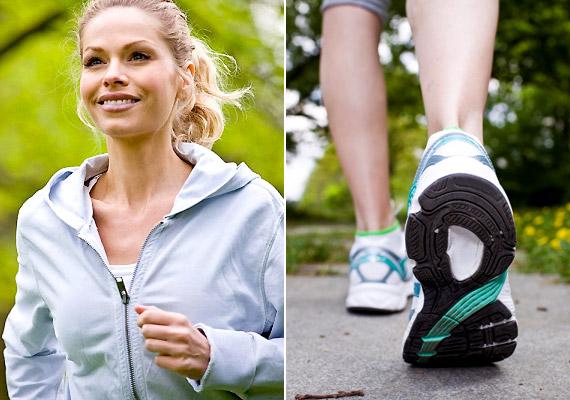 Bár a futás négy évszakos sportág, a legtöbben télen nem veszik elő a sportcipőt. Testsúlytól, életkortól és a futás intenzitásától függően fél óra alatt 200, de akár 400 kalóriát is elégethetsz.