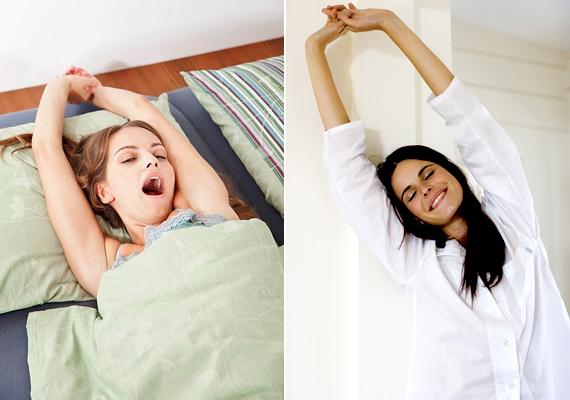 Kelj fel tíz perccel korábban, és belefér a reggeledbe egy rövid torna, néhány nyújtó gyakorlattal. Hidd el, pár nap alatt megszereted, és már hiányozni fog, ha kimarad.