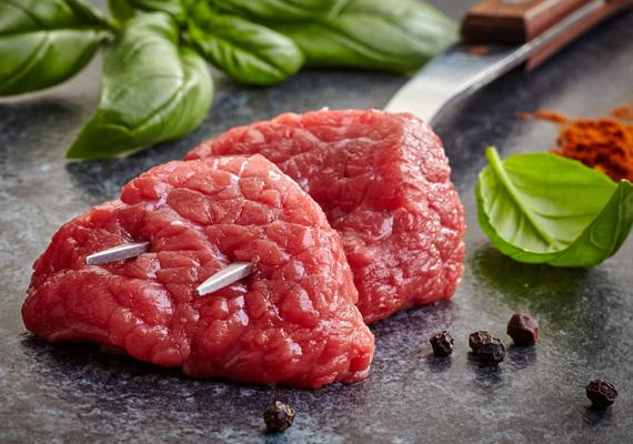 Hús                         A húsok teljes skálája megengedett táplálék, a fehér húsoktól a vörös húsokon át a folyami és tengeri halakig, rákokig, kagylókig minden.