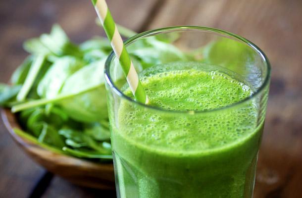 zöld turmix diéta