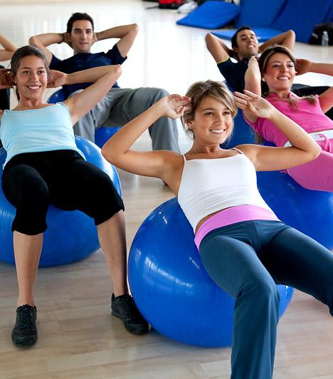 Core Training  Az elnevezés magában foglal minden olyan edzésmódszert, mely a törzs stabilizálóját fejleszti. Az ebbe a csoportba tartozó mozgásformák javítják a testtartást és a koordinációs képességet. A dinamikus elemek segítik zsírégetést, míg a kitartott pozíciók nyújtják az ülőmunkában megfáradt testrészeket.