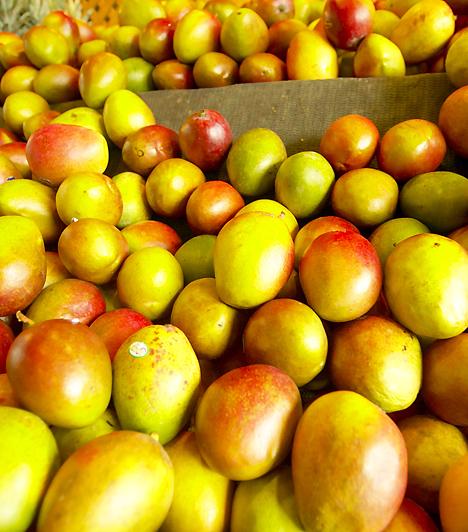 MangóA mangó pantoténsav-tartalmának köszönheti zsírégető hatását. Káliumot is tartalmaz, mely vízhajtó hatással bír. Béta-karotinjai továbbá megvédik sejtjeidet, és megerősítik idegrendszered.