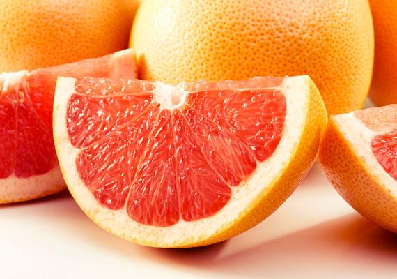 Sajnos hasonló a helyzet a citrusfélékkel is, különös tekintettel a narancsra és a grépfrútra.