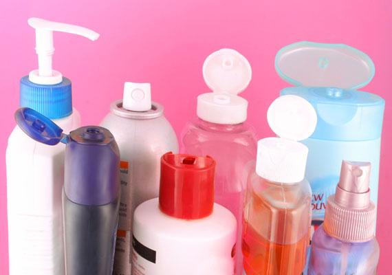 Az aerosolos kozmetikai termékek nemcsak a környezetre, hanem a magzatra is negatív hatással lehetnek.