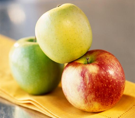 Az ugyancsak észélesítő alma ugyan egész évben hozzáférhető, ám ilyenkor több vitamin és ásványi anyag van benne.