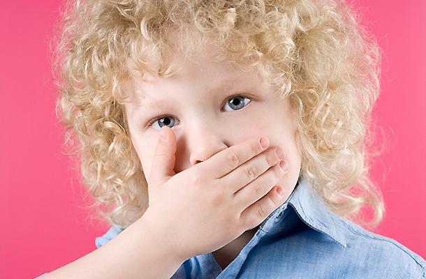 A szájszag jelensége nem kizárólag a nagyobb gyerekek és a felnőttek  problémája - megesik 56ebb228b8