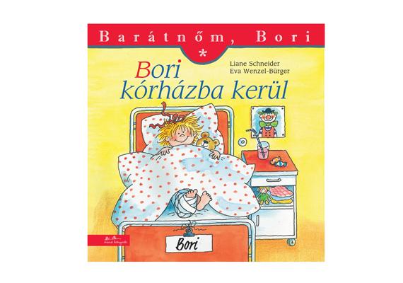 Liane Schneider és Eva Wenzel-Bürger Bori-sorozatának újabb részében - Bori kórházba kerül - a főhősnek egy lábtöréssel kell megküzdenie. A könyvet itt rendelheted meg, ára 690 forint.