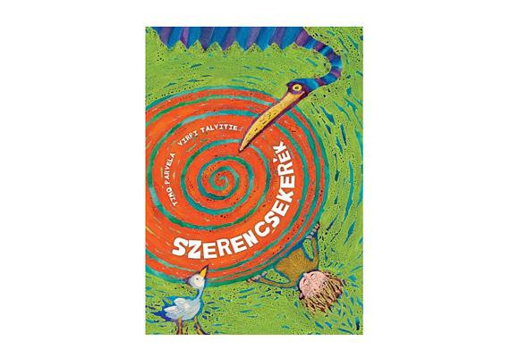 A Szerencsekerék Timo Parvela és Virpi Talvitie Mérleghintával kezdődő, Körhintával folytatódó sorozatának záró része. A könyvet itt vásárolhatod meg, ára 2125 forint.
