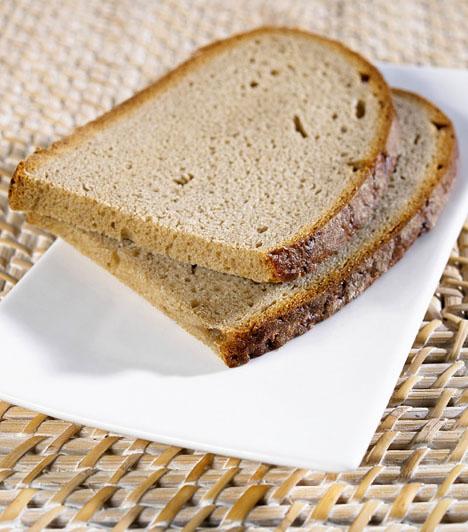 Teljes kiőrlésű pékáru                         A gabona és a liszt a finomítás során mangántartalmának legalább a felét elveszíti. Vásárolj tehát mindig olyan kenyeret, zsemlét, vagy más pékárut, ami teljes kiőrlésű! Ráadásul az ilyen termék rostokban is gazdag, és tápanyagtartalmát tekintve is messze meghaladja a finomított lisztből készített termékekét. Ha van hozzá kedved, akár süthetsz is teljes kiőrlésű kenyeret vagy sütiket is otthon. A nagyobb boltokban kapható ilyen liszt.