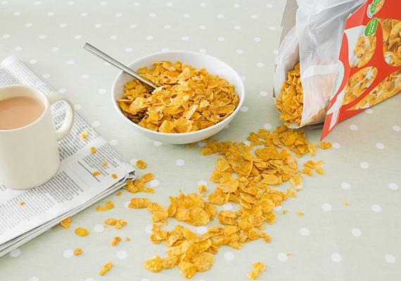 A teljes kiőrlésű gabonapelyhek jó forrásai az agyműködéshez szükséges kulcsfontosságú vitaminoknak és ásványi anyagoknak.