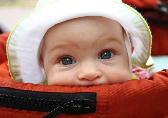 A kicsi életének első néhány hetében-hónapjában a babakocsit kiválthatja a hordozókendő. Ebben a baba olyan pozíciót vehet fel, amilyet a pocakodban is, és a gerincét sem terheli felesleges súly - a kettőtök közötti intimitásról nem is beszélve.