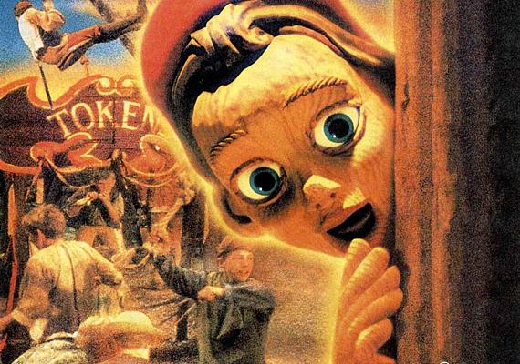 A Pinokkió című meséből már számos rajzfilm és film készült. A Walt Disney feldolgozása már klasszikusnak számít, 1940-ben adták ki. Nagyobbacskáknak inkább az 1999-ben készült filmváltozat ajánlott, mely jobban kidomborítja a mély érzelmeket és a mese mondanivalóját. Szintén gyönyörű, érzelemdús filmfeldolgozás készült 2002-ben, Roberto Benigni rendezésével és főszereplésével.