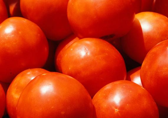 A paradicsom nemcsak a benne lévő C-vitamin révén fejti áldásos hatását, hanem tisztító-salaktanító tulajdonsággal is bír, így hatékonyabbá teszi az agy tevékenységét. Mindebből hőkezelés hatására sem veszít sokat, ám nyersen az igazi.
