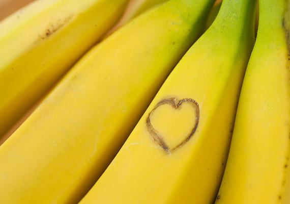 A banánban lévő B-vitaminok segítenek a szellemi teljesítmény szinten tartásában.