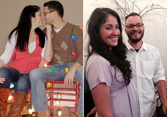 Shelly és Jeremy tavaly szeptemberre várták gyermeküket, ám a szülőszobán az orvosok jobbnak látták, ha megcsászározzák. A beavatkozás közben sajnos egy vérrög miatt Shelly kómába esett.