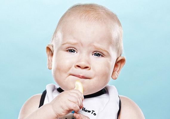 Egy régi kép titkai - Zabálják a babát, ahogy hívták