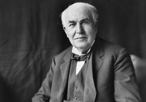 Thomas Edisont lehet, hogy a tanítója nehezen oktathatónak minősítette - állítólag diszlexiás volt - , mégis neki köszönhetjük a telefon elődjét vagy éppen az izzólámpát.